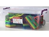 Magformers – Jumbo Box 148 dílků